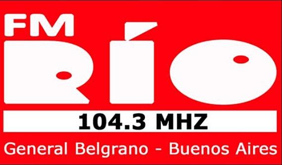 Logo FM Rio