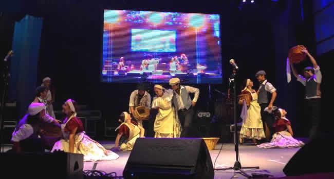 Festival Tango y Folklore