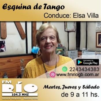 PR - Esquina del Tango